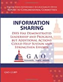Information Sharing, Government Accountability Office, 1493512463