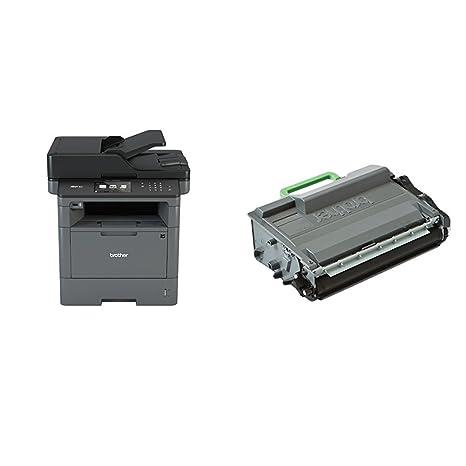 Brother MFC-L5750DW - Impresora multifunción láser monocromo (250 ...
