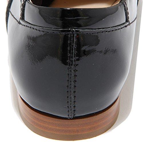 Shoes 89417 Donna Women Tod's Scarpa Nero Francesina gSx4q