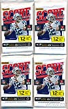 #5: 2016 Score NFL Football Lot of FOUR(4) Factory Sealed Packs with 48 Cards! Loaded with ROOKIES & Inserts! Look for Rookies & Autographs of Dak Prescott, Ezekiel Elliott, Carson Wentz & Top NFL Picks!