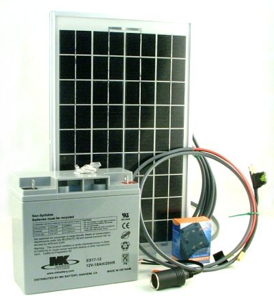 Amazon 10 watt do it yourself solar energy kit solar panels 10 watt do it yourself solar energy kit solutioingenieria Gallery
