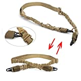 NIANPU Two Point and Traditonal Slings for Rifle Gun Outdoor Sports, Hunting