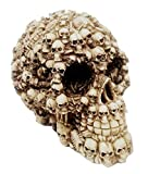 Cheap Ebros Ossuary Ghost Whisper Lost Souls Skull Statue Skeleton Graveyard Of Craniums Figurine Sculpture 5.5″ Long