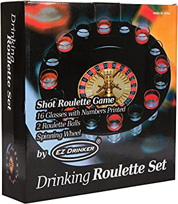 Ez drinking roulette rules for betting dbgpoker betting on sports