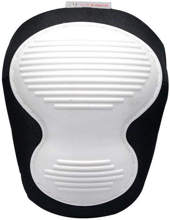 Rodillera rellena de gel con acolchado de espuma resistente y gel c/ómodo correas dobles ajustables Rodilleras protectoras MASO FHS Pro uso en exterior e interior 2 unidades
