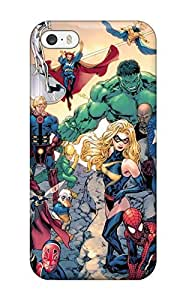 TYH - Best Fashionable Iphone 5C Case Cover For Marvel Protective Case 2632843K41800531 phone case