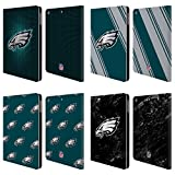 Official NFL 2017/18 Philadelphia Eagles Leather Book Wallet Case Cover for Apple iPad Air