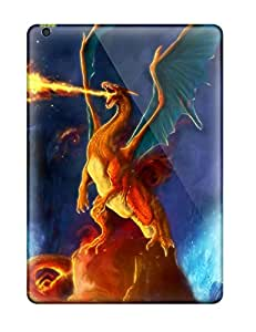 Herbert Mejia's Shop New Style 2411367K76714625 Defender Case With Nice Appearance (charizard) For Ipad Air