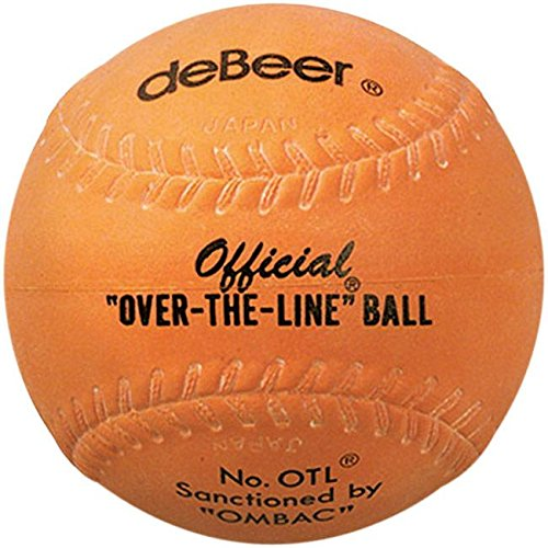 DeBeer Over the Line Softball (Clincher Stitch)