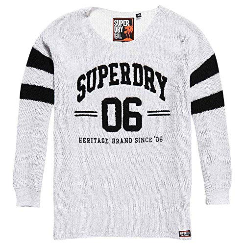 Knit Xs Female And Marl Hoodies Scandi Sweatshirts Superdry Ice q4IXw8I