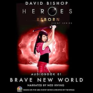 Brave New World (Heroes Reborn 1) Audiobook