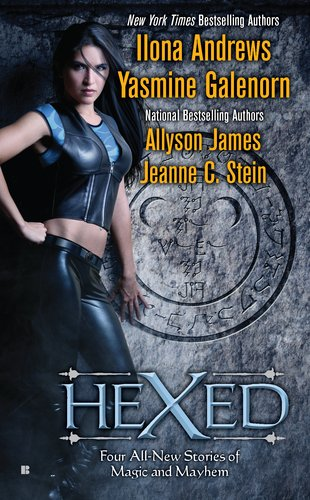 book cover of Hexed