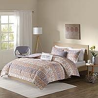 Intelligent Design Mirabelle Comforter Set (Twin/Twin XL,Grey)