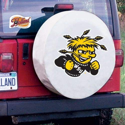 Wichita State Tire Cover by Holland Bar Stool Co.