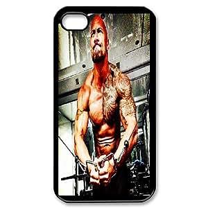 iPhone 4,4S Phone Case International Raw Dwayne johnson Designed Q1WT500599