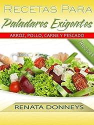 Recetas Para Paladares Exigentes (Spanish Edition)