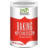 LoveSome Baking Powder, 8.10 Ounce (Pack of 12)
