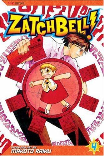 Download Zatch Bell! Vol. 4 pdf epub