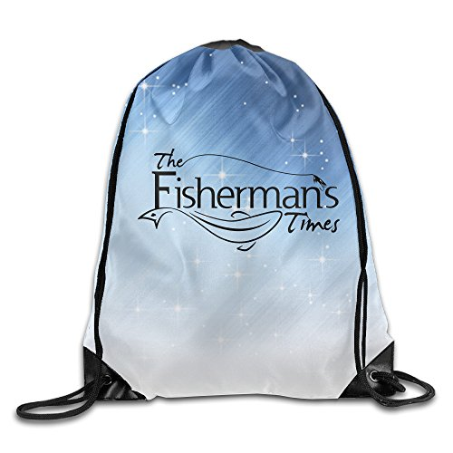 NLTAW Fisherman Colorful Backpack