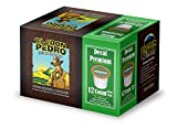 Cafe Don Pedro Decaf Premium72 Count Kcup Low-Acid Coffee