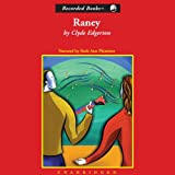 Front cover for the book Raney by Clyde Edgerton