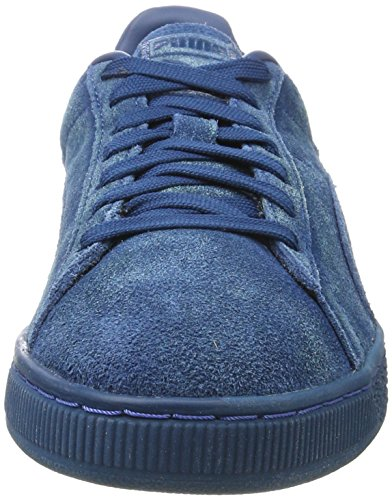 Sneakers Classic Suede Bleu Blue Blue Basses Sailor Distressed Sailor Homme Puma 5t1dSqwx5