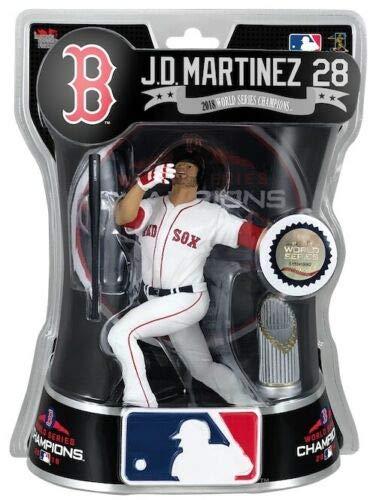 JD Martinez Boston Red Sox Imports Dragon Action Figure LE /3600