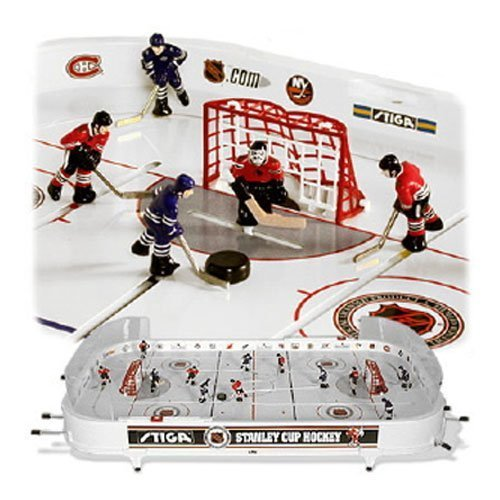 NHL Stanley Cup Rod Hockey Table Game - Boston Bruins & Buffalo Sabres by Stiga Sports (Image #5)