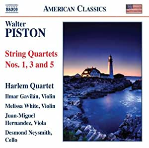 String Quartets Nos 1 3 & 5