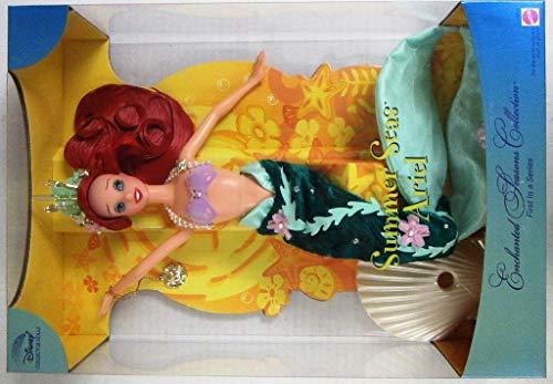 2001 Disney Collector Doll - Enchanted Seasons Collection - Summer Seas - Seasons Enchanted Collection