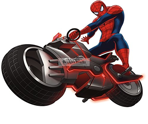 "Amazon.com: 12"" Ultimate Spiderman Standing Spider Man"