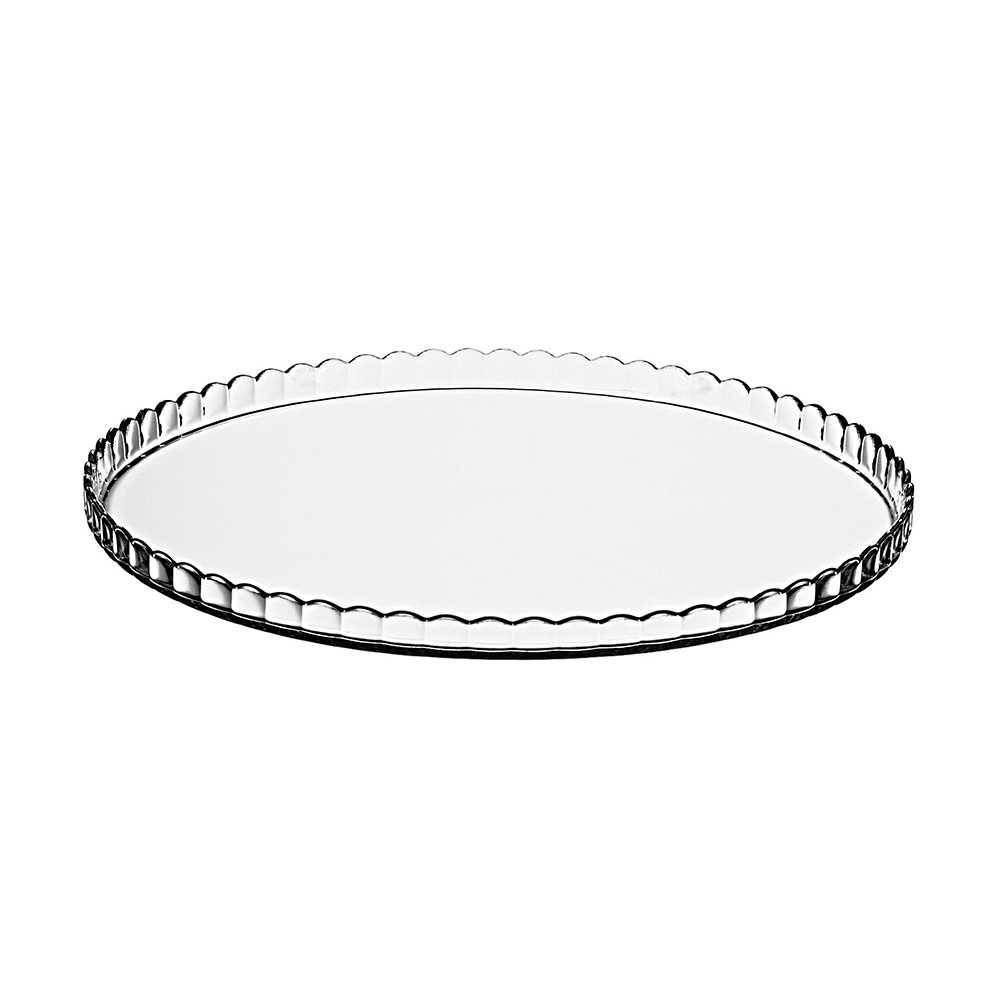 Pasabahce 10345 Patisserie Piatto Torta Vetro, 32 cm Pengo