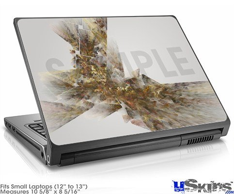 Laptop Skin (Small) - Fast Enough by uSkins
