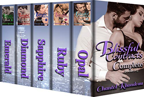 Blissful Contracts Complete: Books 1-5