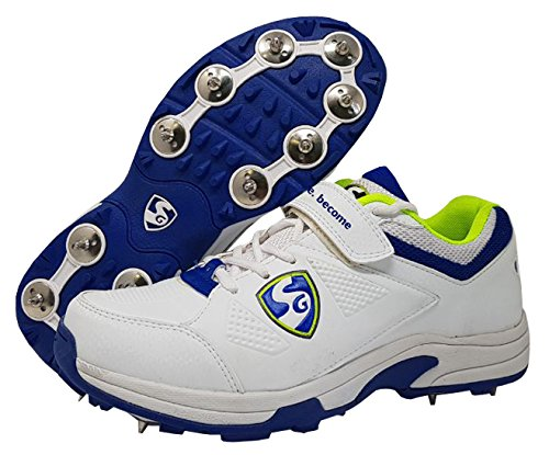 Buy SG Seamer Cricket Shoes with Full