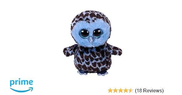 Amazon.com  Ty Yago Owl Beanie Boo 15cm  Toys   Games d6161ed6197b