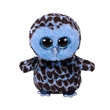 Image Unavailable. Image not available for. Color  Ty Yago Owl Beanie Boo  15cm 5e77972ac874
