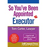So You've Been Appointed Executor (Legal Series)