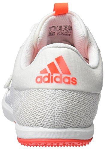 Ftwr de Solar Atletismo White White Hombre Multicolor Ftwr para Adidas Jumpstar Zapatillas Red wqEzn0A