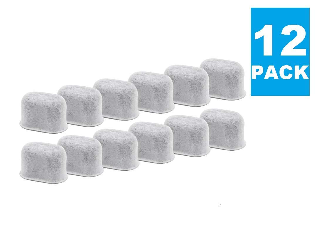 Premium Replacement Charcoal Water Filter fits All Keurig Machines (12)