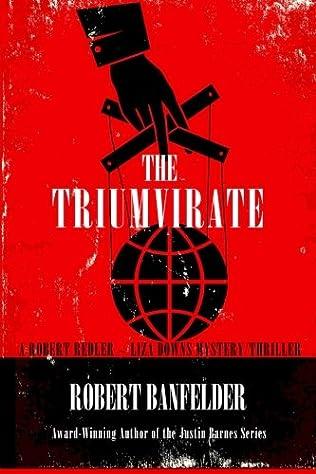 book cover of The Triumvirate
