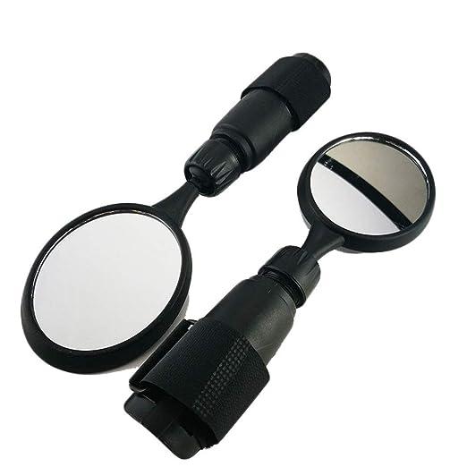 Espejo retrovisor de bicicletas Espejo retrovisor de seguridad for ...