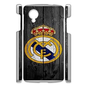 Google Nexus 5 Phone Case Real Madrid FJ78677