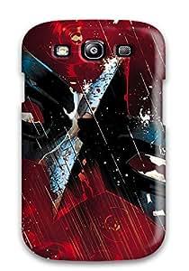New Tpu Hard Case Premium Galaxy S3 Skin Case Cover(nightwing)