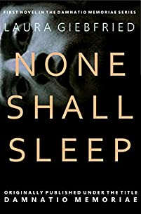 None Shall Sleep by Laura Giebfried ebook deal