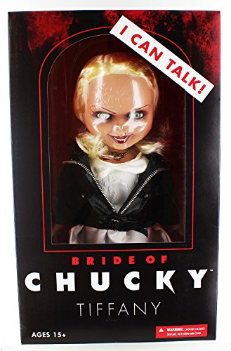 Mezco Chucky Tiffany Talking Standard