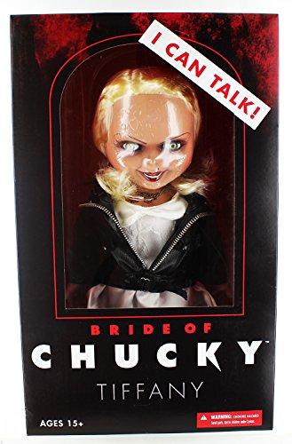 Child's Play Bride of Chucky Talking Tiffany 15