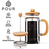 French Press Coffee Maker by Pour, Thick