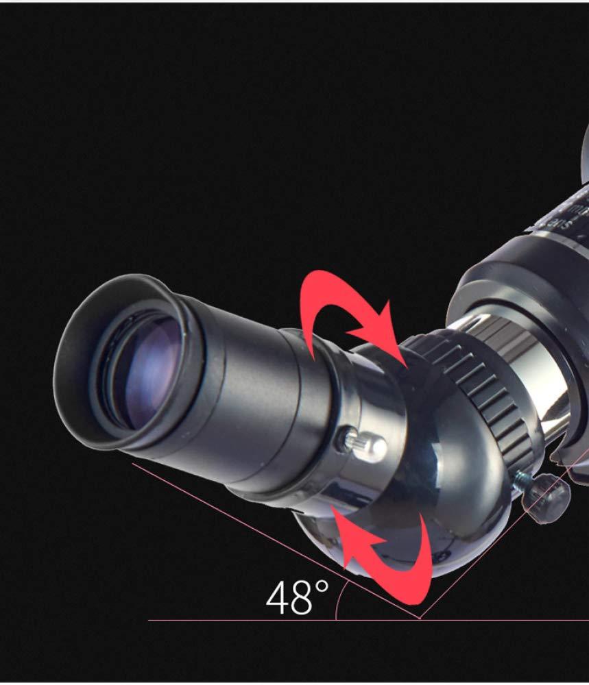 QAS Prismáticos al Aire Libre, telescopio 40 * 70, catalejo ...