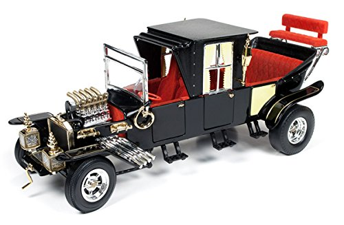Autoworld AW233 George Barris Munsters Koach 1/18 Diecast Model Car